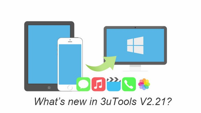 Có gì mới trong phiên bản 3uTools v2.21