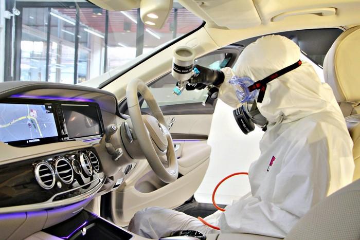 Sự phát triển của ngành rửa xe và chăm sóc xe Detailing