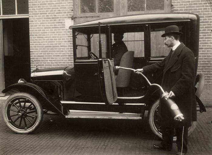 Nguồn gốc ngành chăm sóc xe Detailing
