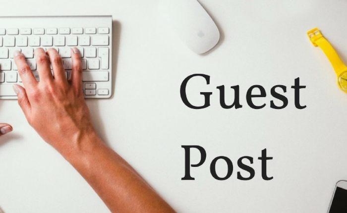 Các trang web cho phép Guest Post