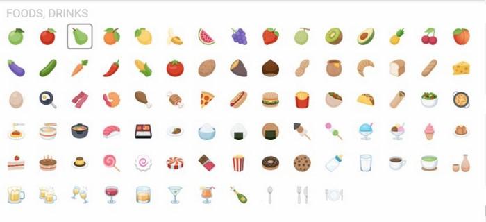 icon facebook thực phẩm và đồ uống (Foods, drinks)