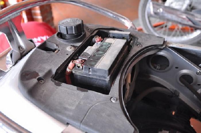 Kiểm tra các bộ phận khác như: lốp, phanh, giảm xóc, điện