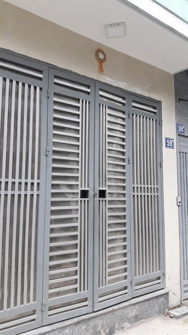 Qua quá trình điều tra, PV đã tìm được trụ sở Công ty TNHH Thương Mại Và Dịch Vụ Tiến Hạnh tại số 98b, ngõ 663 Trương Định