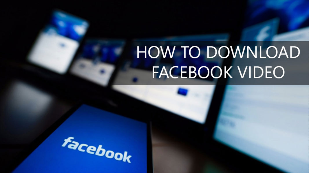 cách tải video trên các nhóm Group Facebook kín