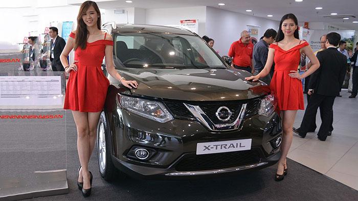 Bảng giá chi tiết xe Nissan tháng 6/2018 cập nhật mới nhất