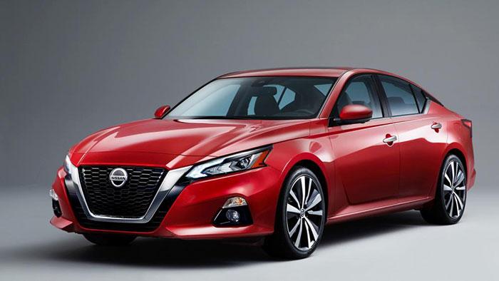 Nissan Teana được bán ra với mức giá ưu đĩa cao nhất 1,195 tỷ đồng.