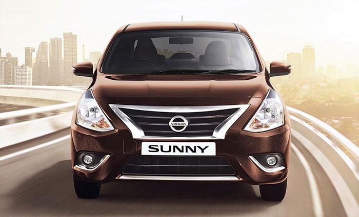 Nissan Sunny đang bán ra ở nước ta với các phiên bản, Sunny XL giá 438 triệu đồng, 2 bản Sunny XV giá 479 triệu.