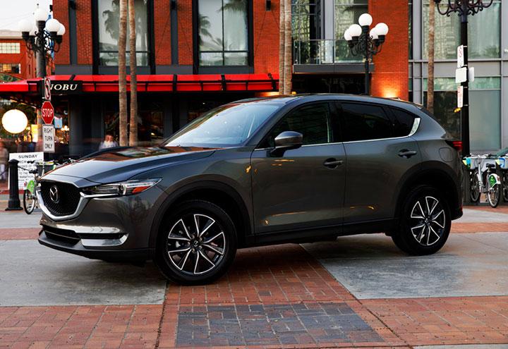 giá ô tô Mazda CX-5 2017