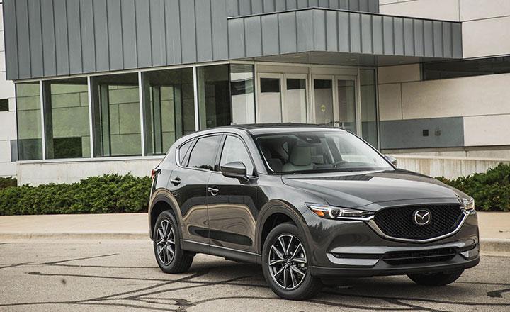 giá bán xe Mazda CX 5 2018