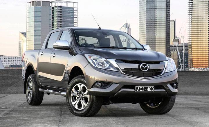 giá Mazda BT 50 tháng 7/2018