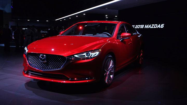 giá bán xe ô tô Mazda 6 tháng 7/2018