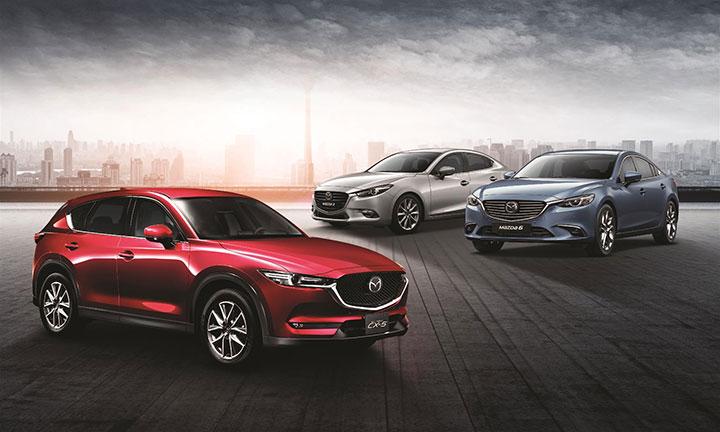 Bảng giá xe ô tô Mazda mới nhất tháng 7/2018