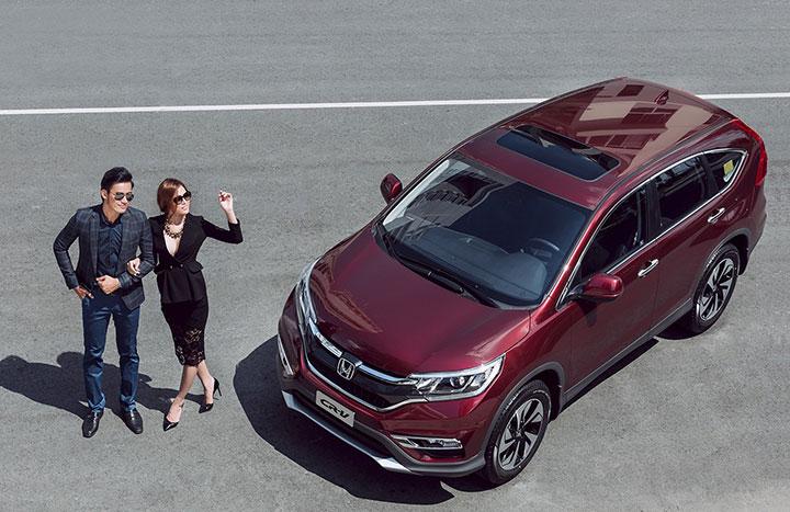 Giá xe Honda CR-V tháng 7/2018