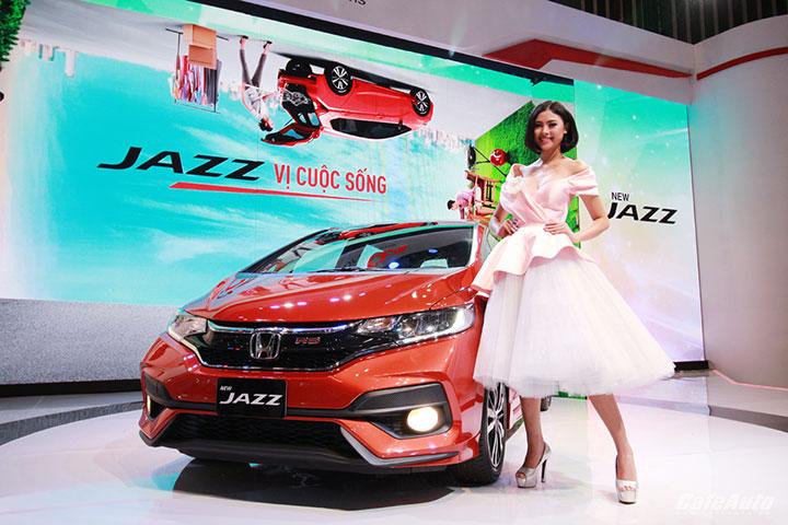 Giá xe Honda Jazz tháng 7/2018
