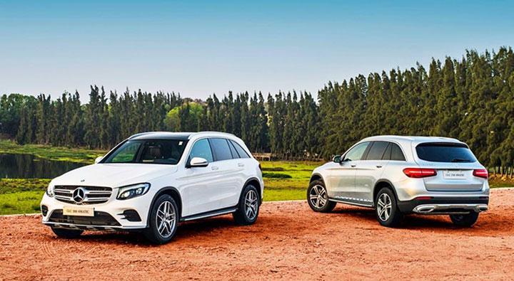 Bảng giá xe Mercedes 2018 tháng 7/2018 : Không có gì thay đổi