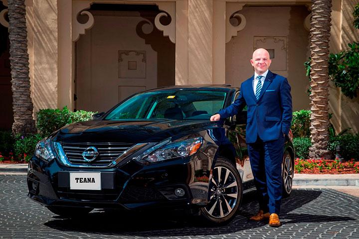 Bảng giá xe Nissan Teana tháng 7/2018