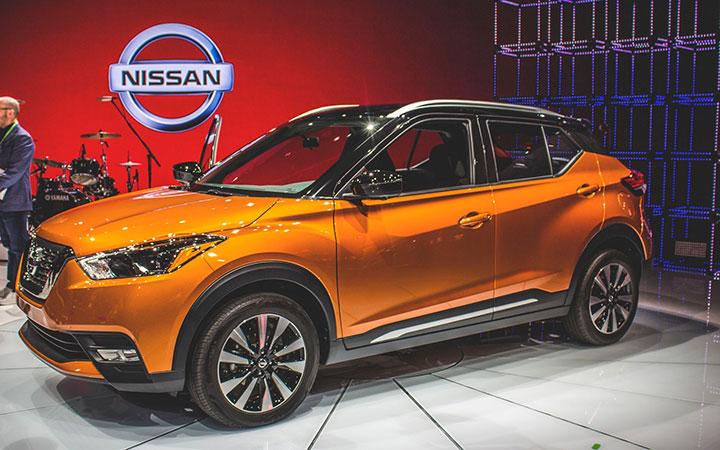 Bảng giá ô tô Nissan Juke tháng 7/2018
