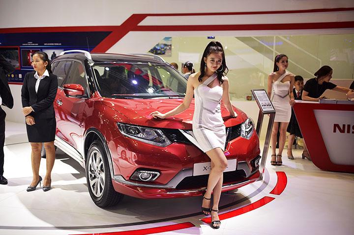 Bảng giá chi tiết xe Nissan tháng 7/2018 cập nhật mới nhất
