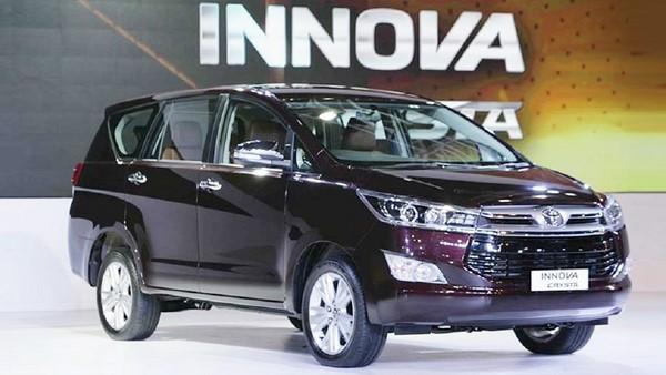 Giá xe Toyota Innova tháng 8/2018 không thay đổi