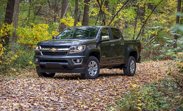 Giá xe Chevrolet Colorado mới tháng 7/2018