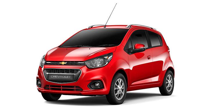 Giá xe Chevrolet Spark mới nhất tháng 7/2018