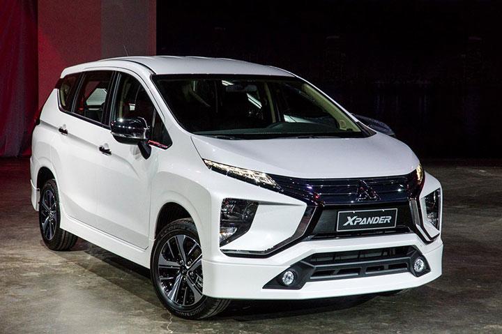 Giá xe Mitsubishi Xpander tháng 7/2018