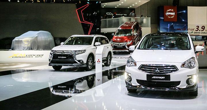 Bảng giá xe Mitsubishi tháng 7/2018 : Không có sự ưu đãi nào đáng chú ý