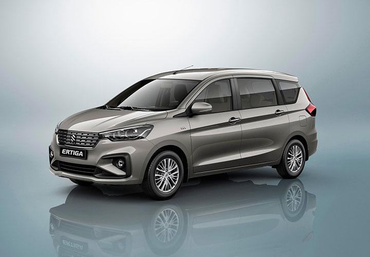giá ô tô Suzuki Ertiga tháng 7/2018 mới nhất