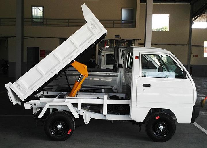 giá bán ô tô Suzuki Carry Truck tháng 7/2018