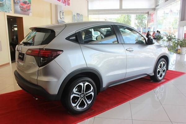 Đánh giá xe Honda HR-V 2018 về thiết kế thân xe