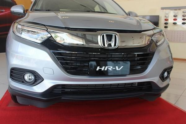Đánh giá xe Honda HR-V 2018 về thiết kế đầu xe