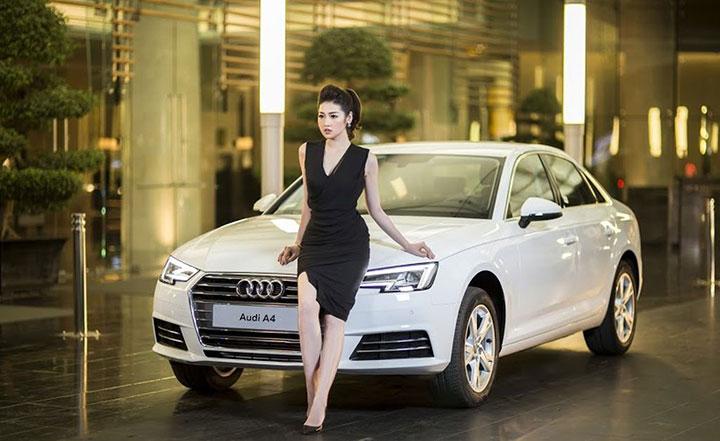 Bảng giá xe Audi tháng 7/2018 cập nhật mới nhất tại Việt Nam