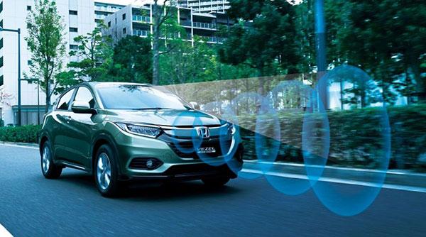 Đánh giá xe Honda HR-V 2018 về trang bị an toàn