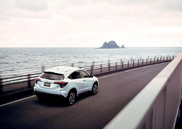 Đánh giá khả năng vận hành của Honda HR-V 2018