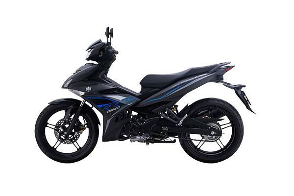 Yamaha Phiên bản RC màu Đen xám