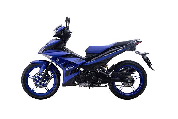 Yamaha Exciter 150 2019 Phiên bản GP Xanh