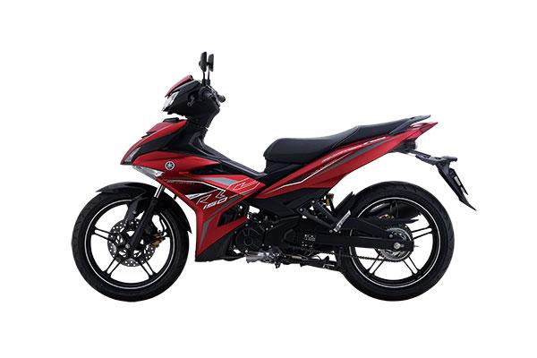 Yamaha Phiên bản RC màu Đỏ nhám