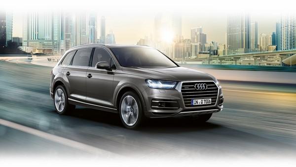 Giá xe Audi Q7 tháng 8/2018