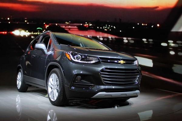 Giá xe Chevrolet Trax mới nhất tháng 8/2018