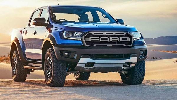 Giá xe Ford Ranger Raptor 2019 mới nhất