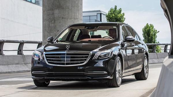 Bảng giá Mercedes S450 L tháng 8/2018