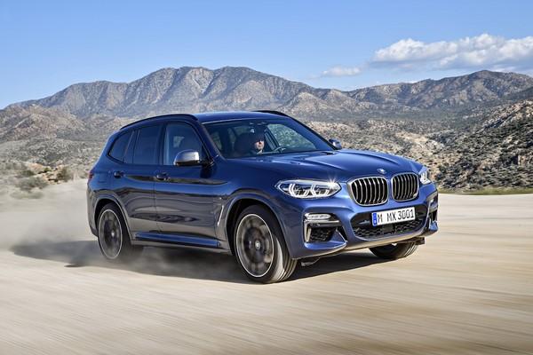 Giá xe BMW X3 tháng 8/2018