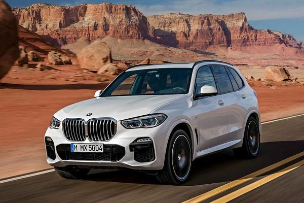 Giá xe BMW X5 tháng 8/2018