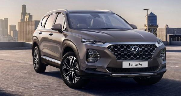 Giá xe ô tô Hyundai SantaFe 2019 mới nhất