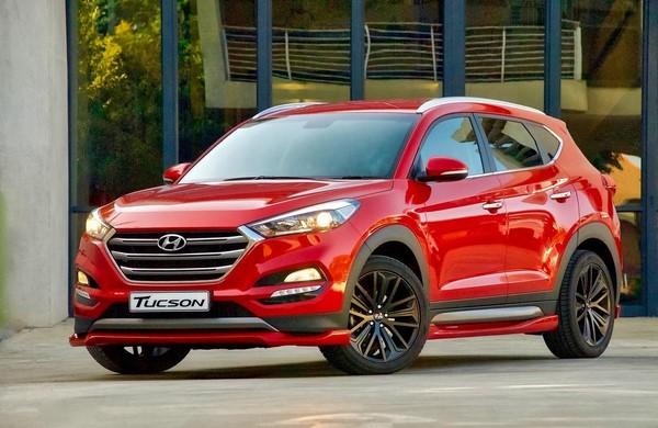 Giá xe ô tô Hyundai Tucson tháng 8/2018