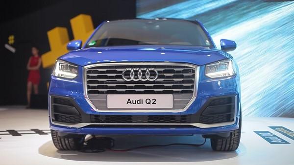 Giá xe Audi Q2 tháng 9/2018