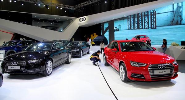 Bảng giá xe Audi tháng 9/2018 cập nhật mới nhất tại Việt Nam