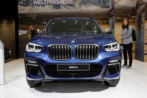 Giá xe BMW X3 tháng 9/2018