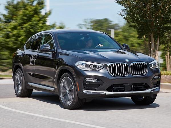 Giá xe BMW X4 tháng 9/2018