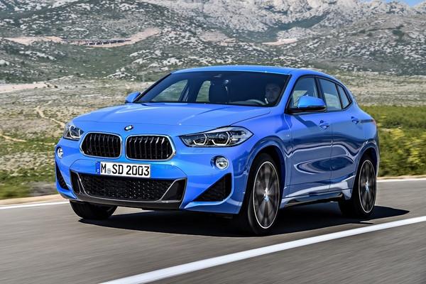 Giá xe BMW X2 sắp về Việt Nam